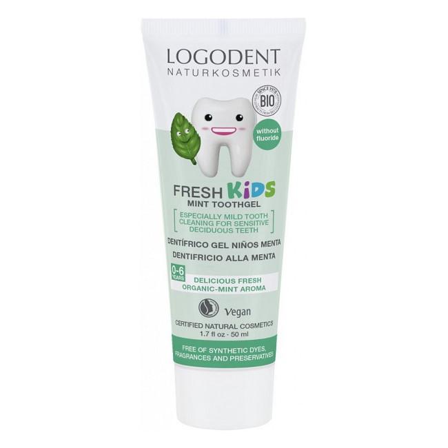 Otroški gel za umivanje zob META 50ml